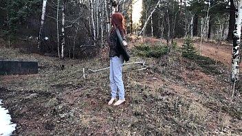 पहाड़ों में एक रेड इंडियन पिटाई