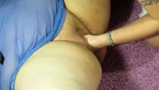 फिस्टिंग फुट एंड हैंड, हार्ड लेस्बियन सेक्स